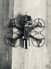 "Load image into Gallery viewer, Custom built 4"" Stealth Whoop 360 Invisible Drone"