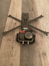 Load image into Gallery viewer, Swivel mount with FPV camera holder