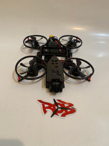 "Custom built 2.5"" Nano 360 Invisible Drone"