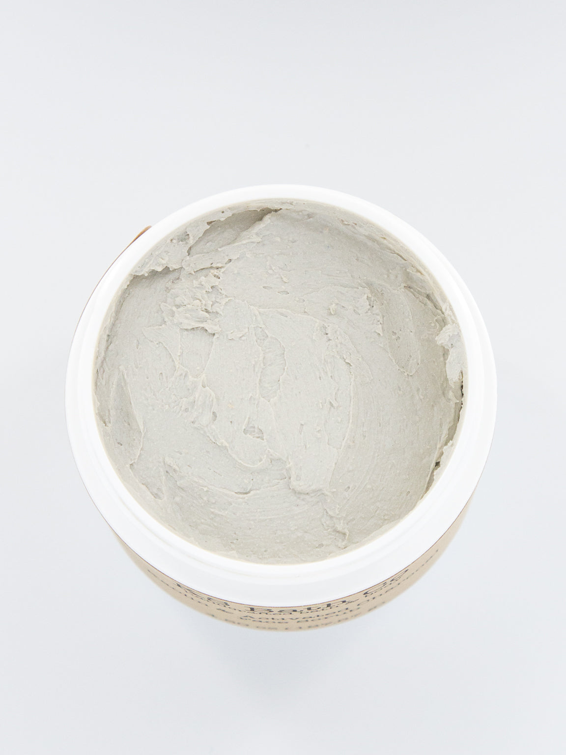 Kaolin & Activated Charcoal Face Scrub