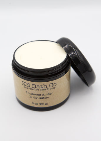 Sensuous Body Butter