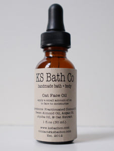Oat Face Oil