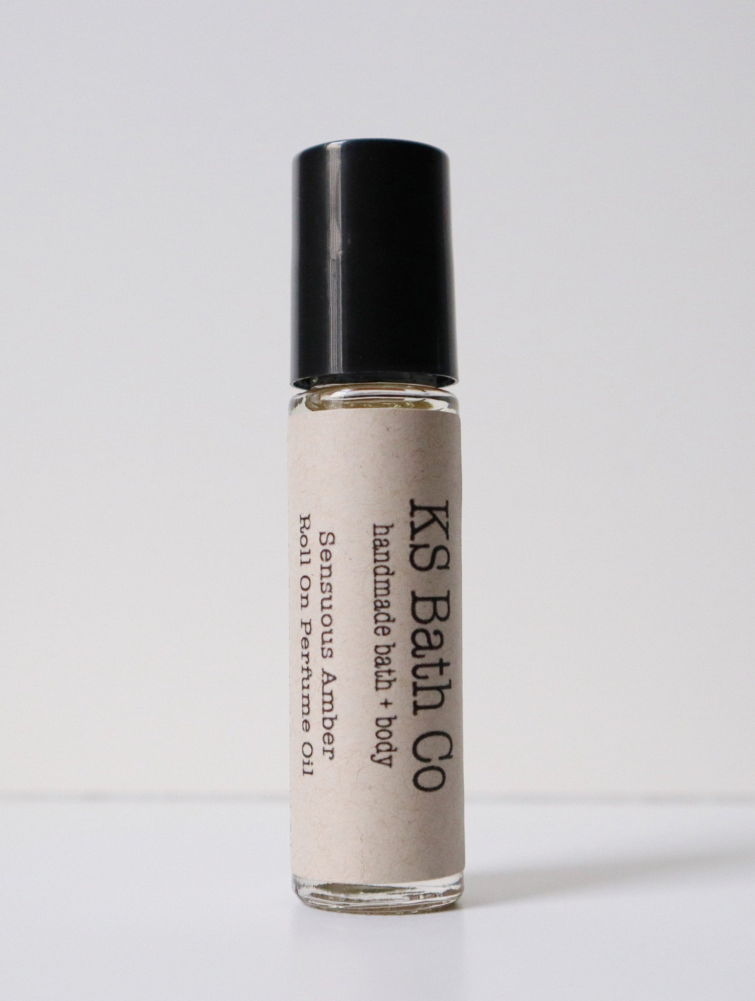 Sensuous Amber Roll on Perfume Oil