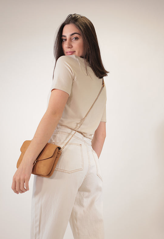 Polo Indonesia Beige