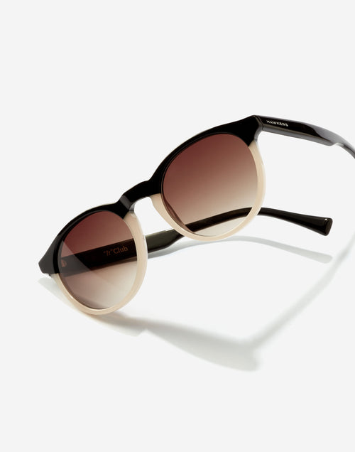 Lentes Bi Color Carey Brown X