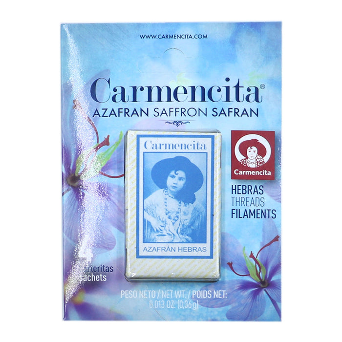 CARMENCITA Saffron Threads