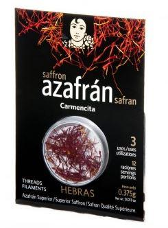CARMENCITA Saffron 0.375g   ON SALE!