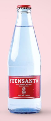 "Fuensanta Sparkling Water 33cl (11.16oz) - <span style=""color: #ff2a00;"">Only Available for Delivery in NYC area!</span>"