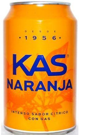 "KAS Orange Soda (8 Pack) <span style=""color: #ff2a00;"">Only Available for Delivery in NYC area!</span>"