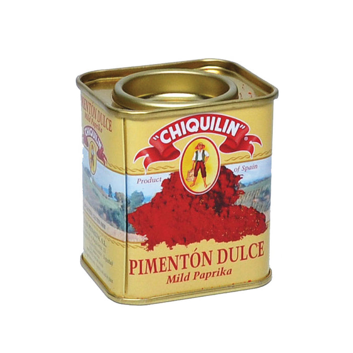 CHIQUILÍN Sweet Paprika 75g