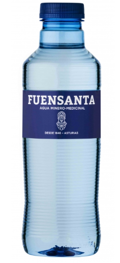 "Fuensanta Natural Water 500ml - <span style=""color: #ff2a00;"">Only Available for Delivery in NYC area!</span>"
