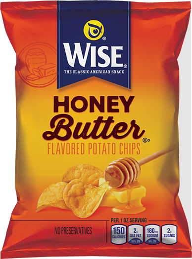 Wise Honey Butter (14 in case )