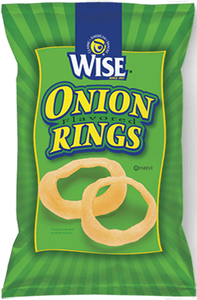 Wise Onion Rings ( 20 in case )