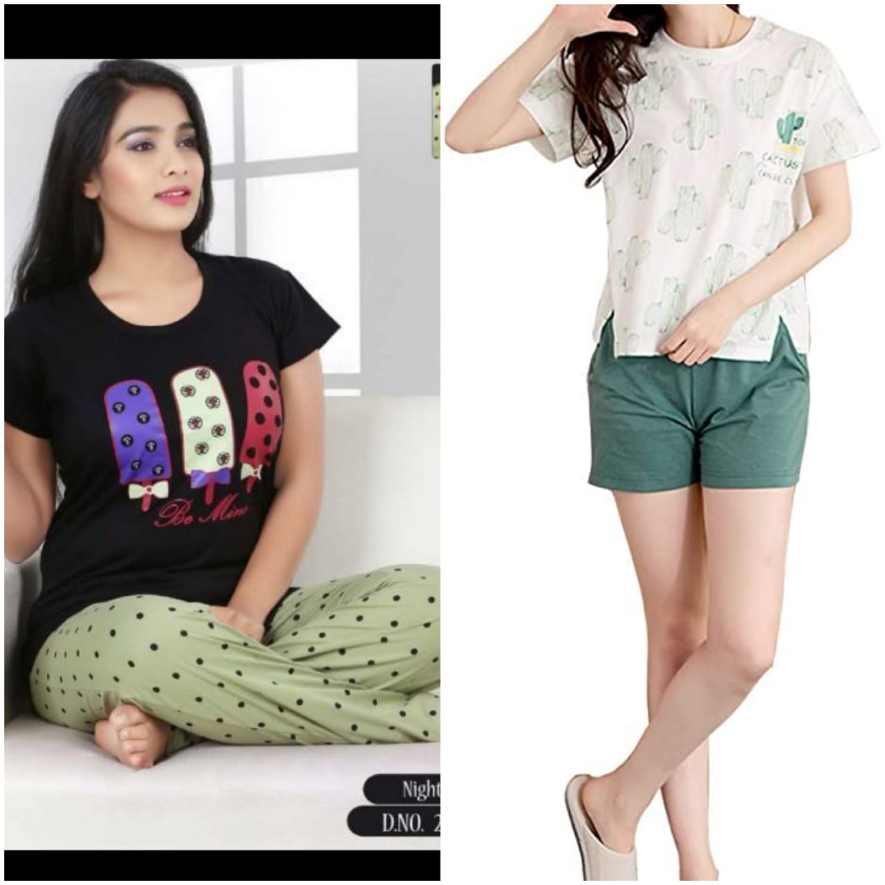 HSF Night Wear for 399/- - hsf41