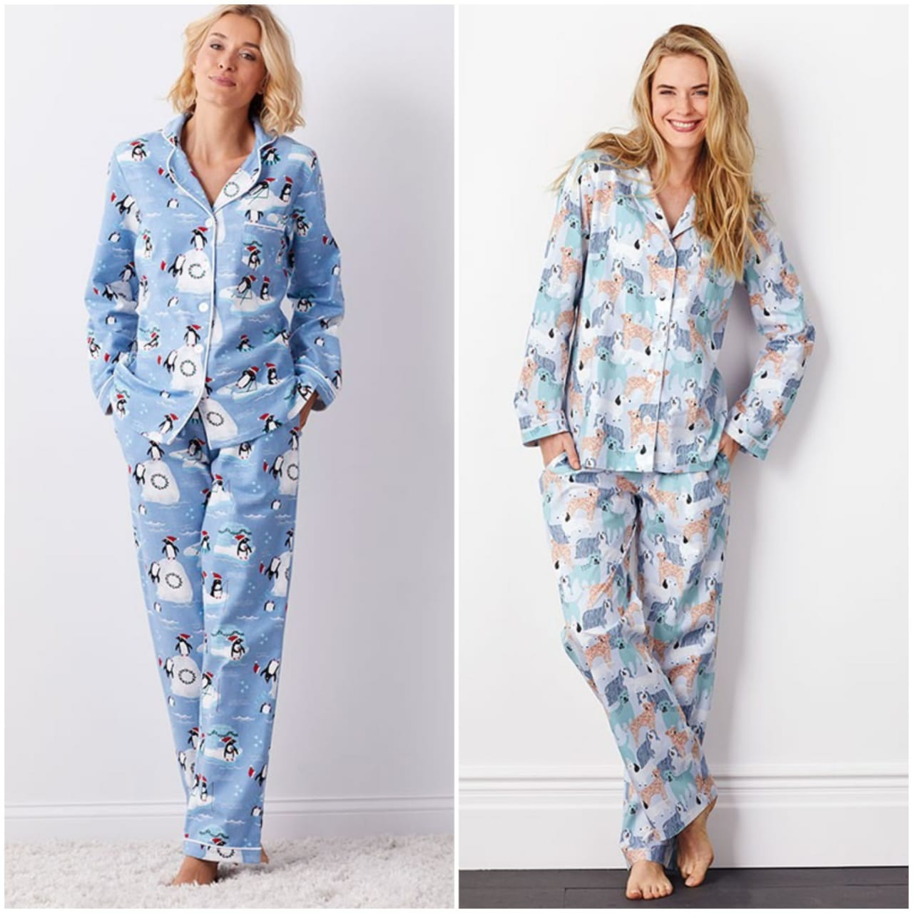 Combo Night Suit For Girls And Woman HS-43