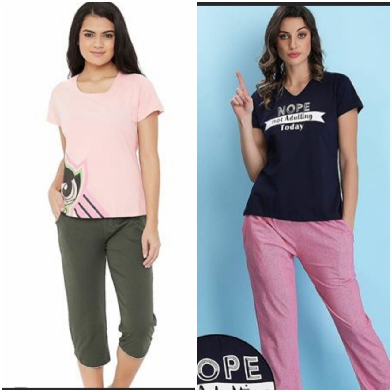 HSF Night Wear for 399/- - hsf48