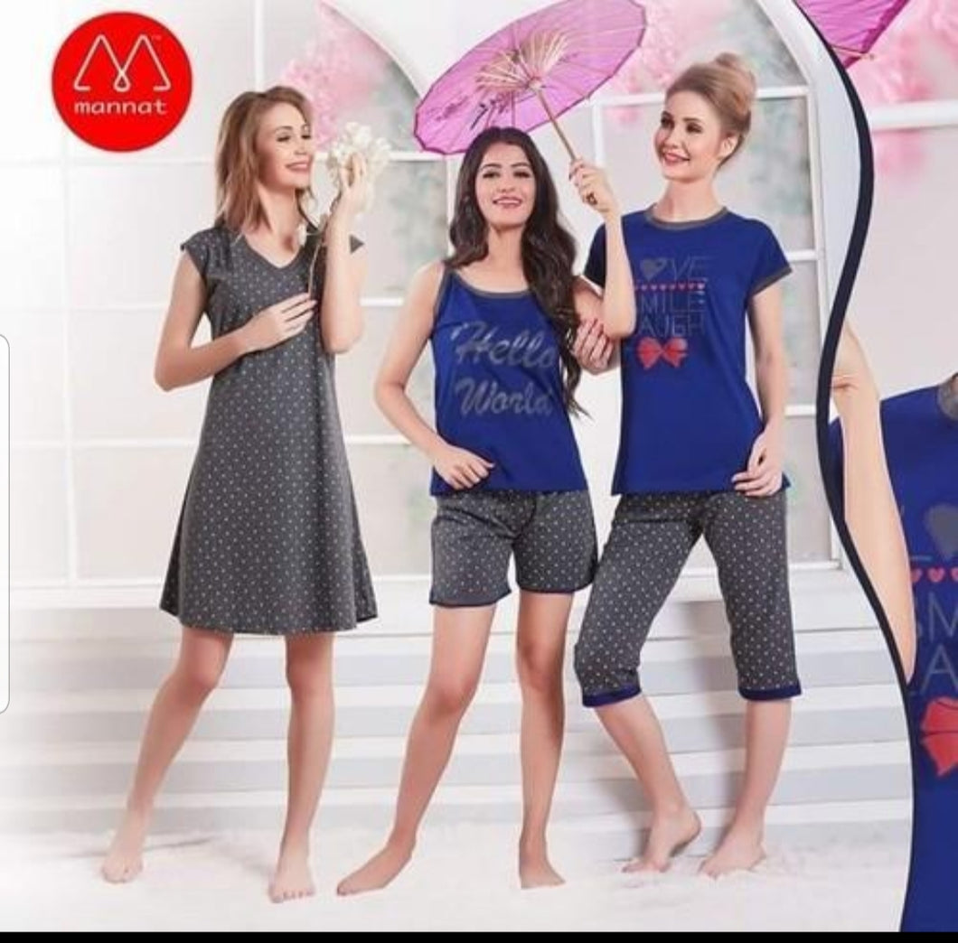HSF Night Wear for 399/- - hsf47