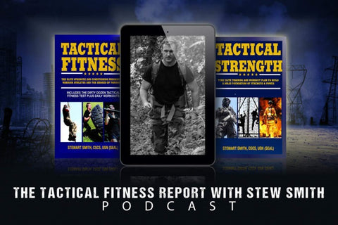 Check out the TO, THROUGH, and AFTER Podcasts with Stew Smith and Others!