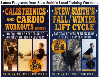 Latest Programs from Stew Smith's Local Training Workouts