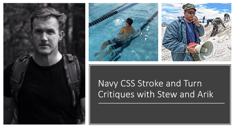 CSS Stroke and Turn Critiques with Stew and Arik