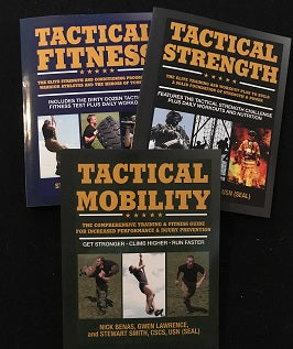 The Complete Tactical Fitness Series by Stew Smith CSCS