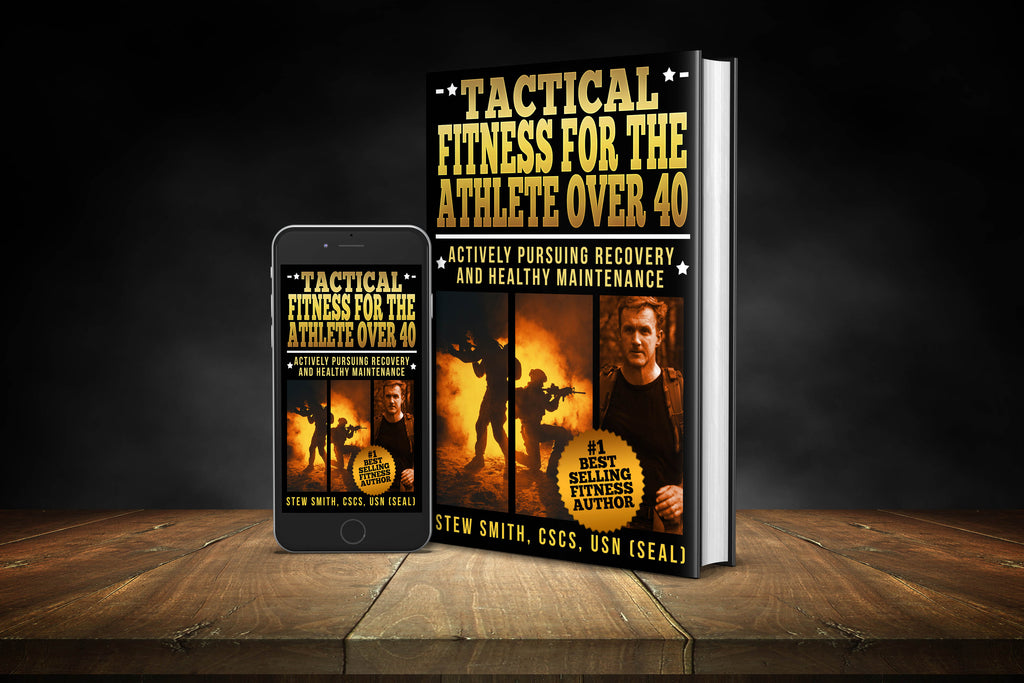 Tactical Fitness Over 40 Plus - Recovery and Maintenance *(Still Tough Training)