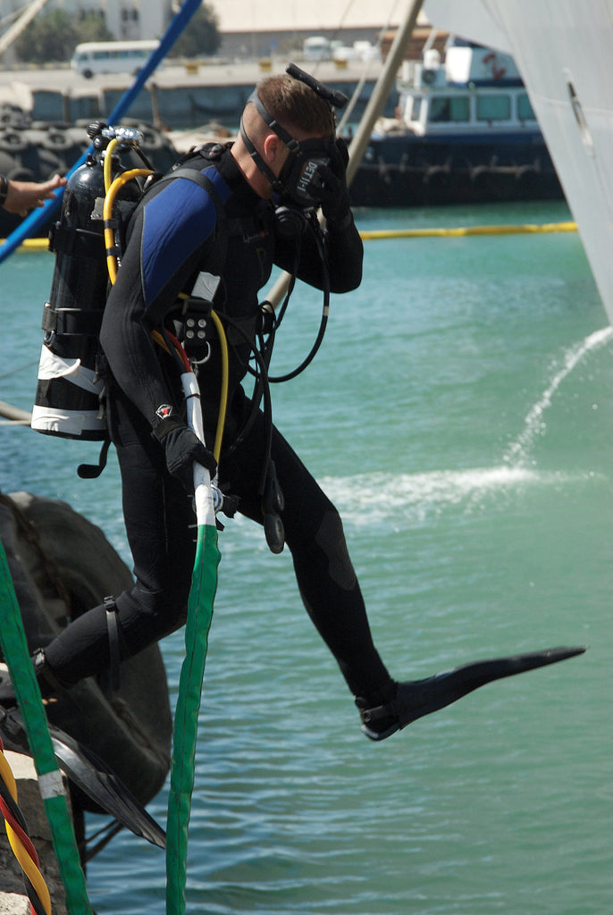 "Navy Diver / EOD - ""Dive Prep"" is Selection Now - Be Prepared!"