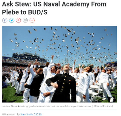 usna plebe to navy seal
