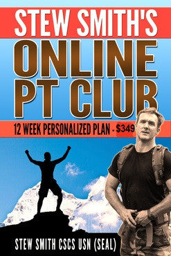 PTclub:  Online Coaching with Stew Smith