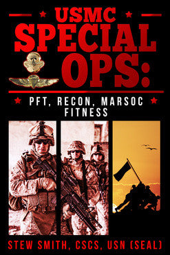 BOOK-so: The USMC RECON / MarSOC Workout