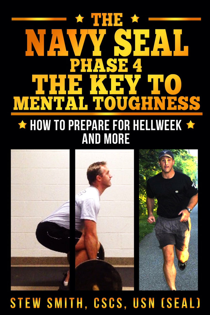 BOOK-so:  Navy SEAL Workout Phase 4 - The Key to Mental Toughness