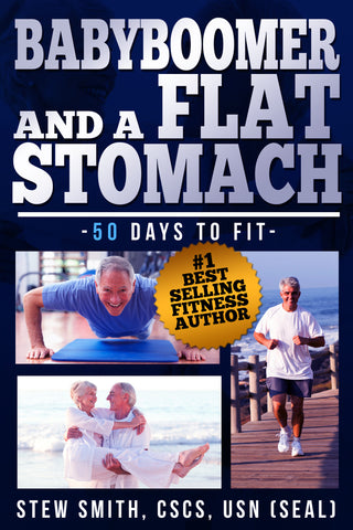 EBOOK-civ:  Fifty Days to Fit:  Babyboomer / Retired Vet Workout Plan