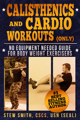 BOOK - Calisthenics and Cardio Workouts (only) BOOK