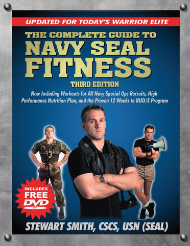 2BOOK - The Complete Guide to Navy SEAL Fitness (READ DESCRIPTION BELOW)