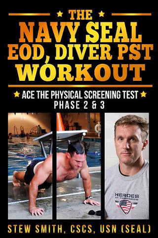 BOOK-so:  Navy SEAL Workout Phase 2/3