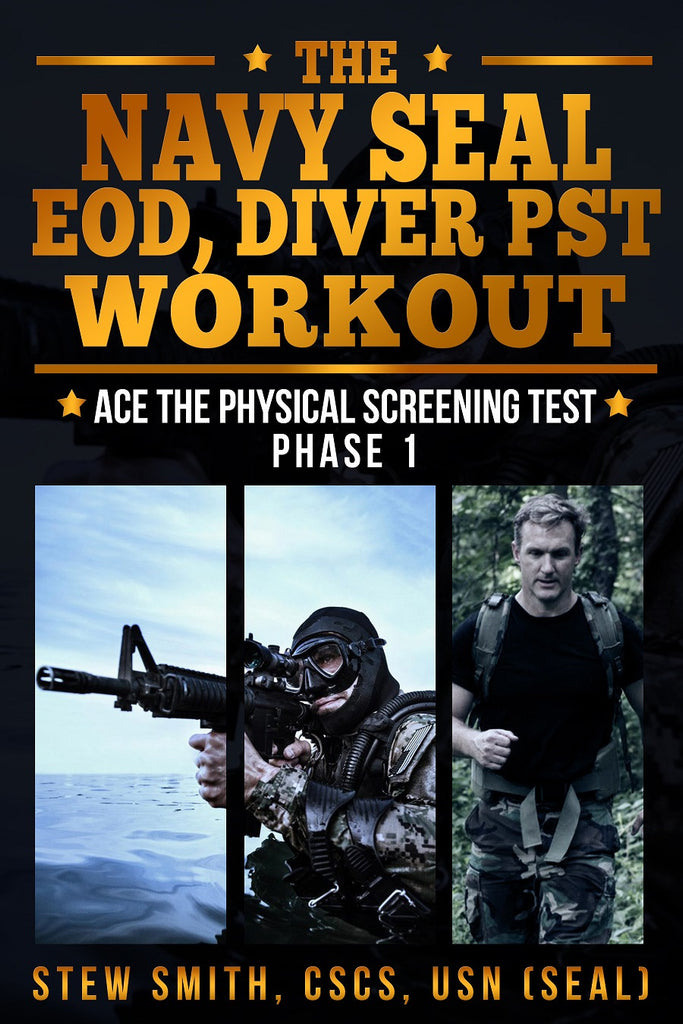 EBOOK-so: Navy SEAL Workout Phase 1