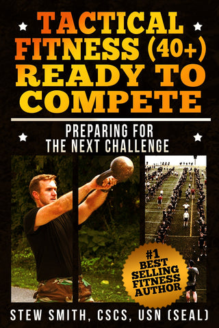 BOOK - Tactical Fitness (40+) Ready to Compete
