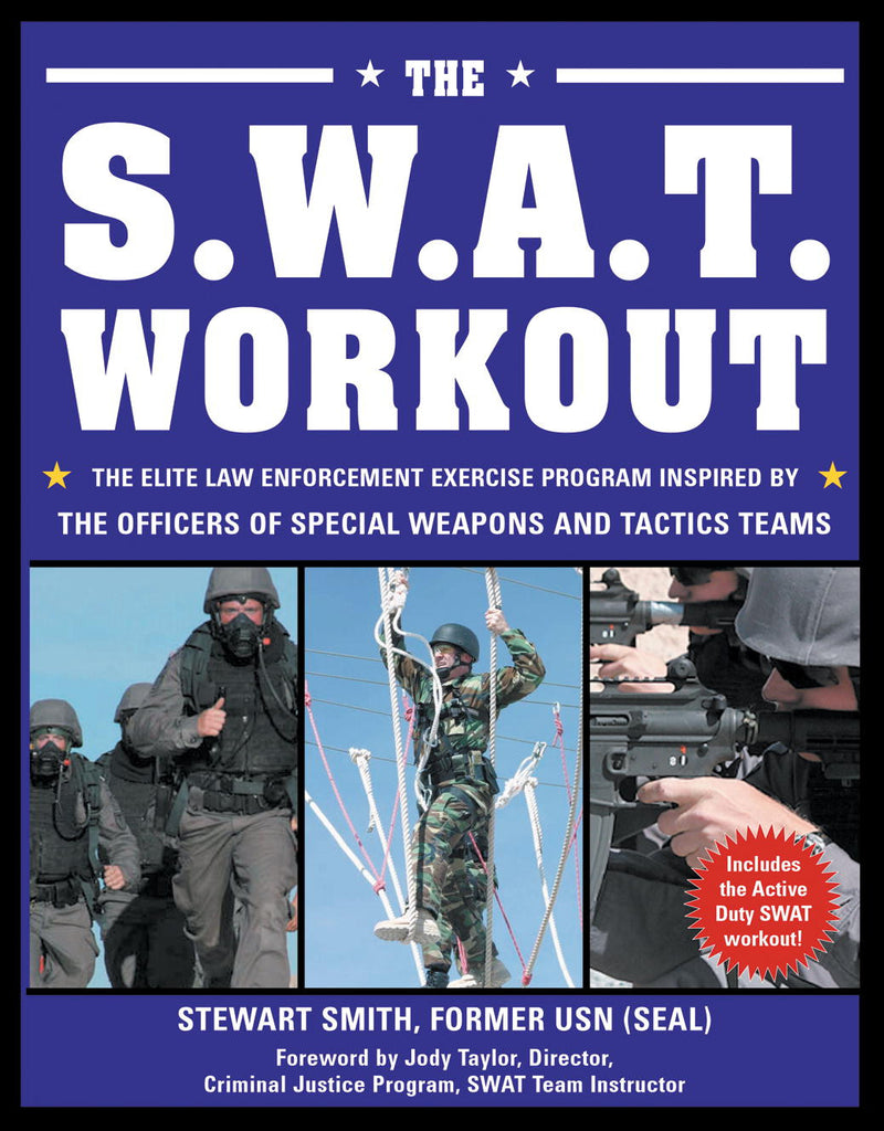 BOOK - The SWAT Workout by Stew Smith