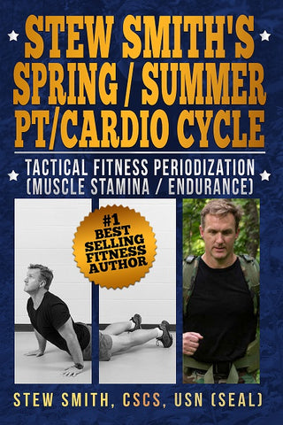 BOOK - Stew Smith's Spring - Summer PT / Cardio Cycle (24 Weeks)