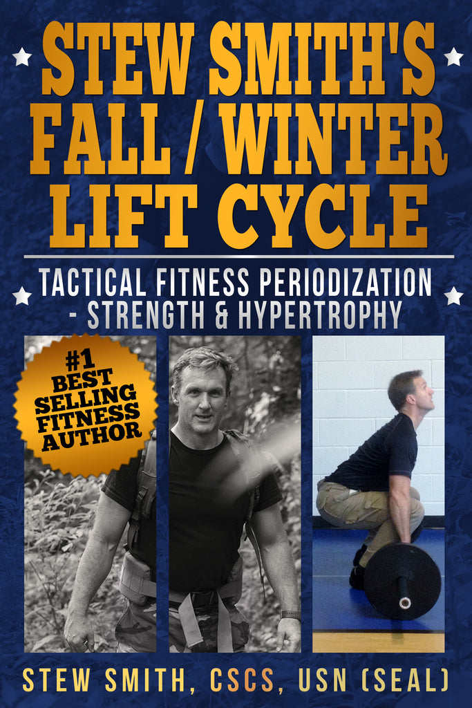 BOOK - Stew Smith's Fall & Winter Lift Cycle (24 Weeks)