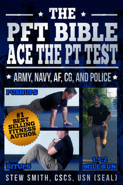 BOOK - The PFT Bible Workout (USN, USCG, USAF, Police PFT)
