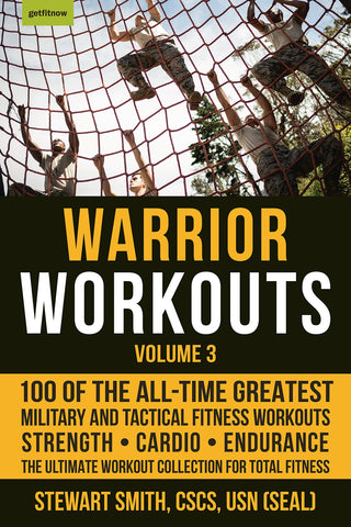 BOOK - Warrior Workout Volume 3