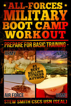 BOOK -  U.S. Military All Forces Boot Camp Workout