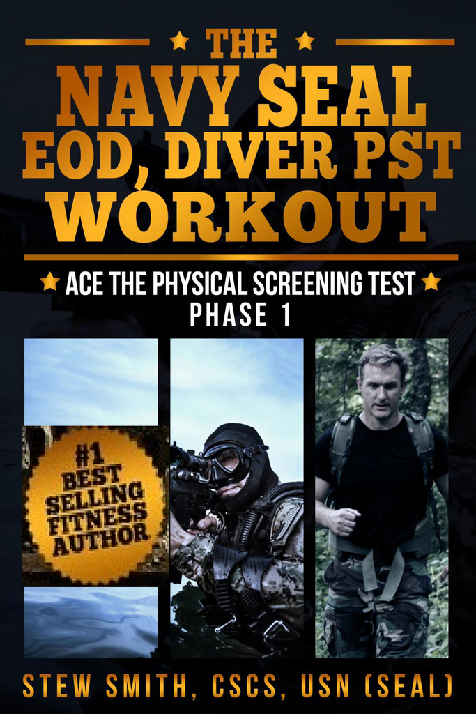 1BOOK-so:  Navy SEAL Workout Phase 1