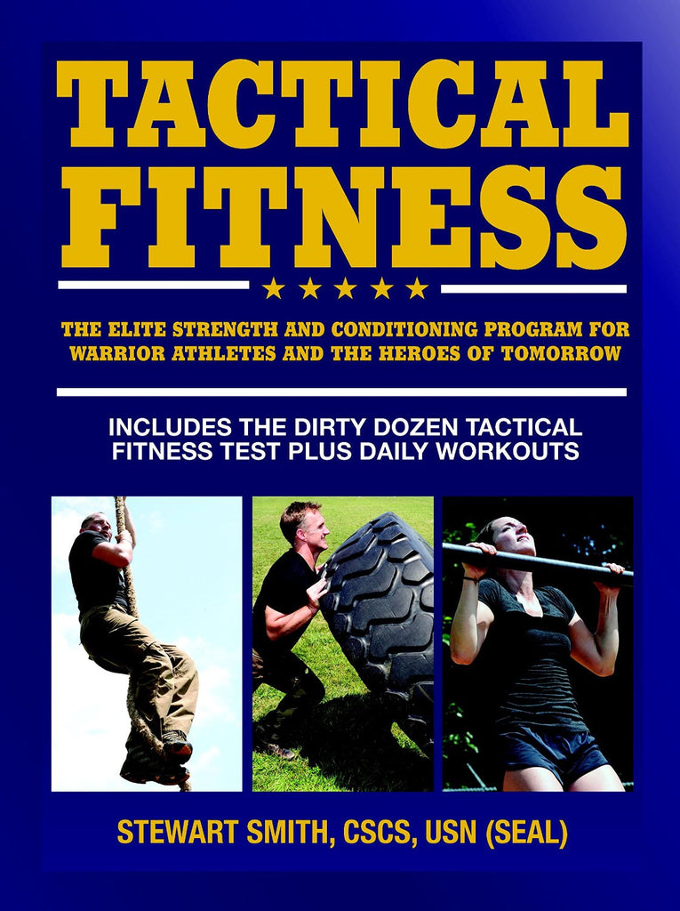 1BOOK - Tactical Fitness - The Dirty Dozen Fitness Test