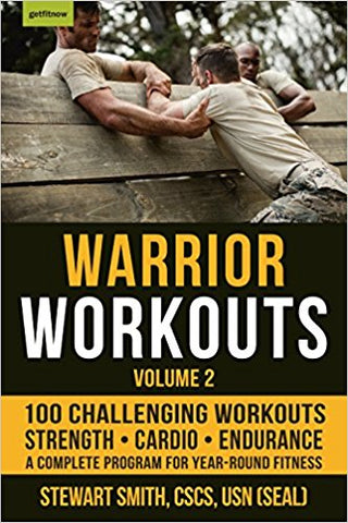 BOOK - Warrior Workout Volume 2 (Seasonal Periodization Ideas)