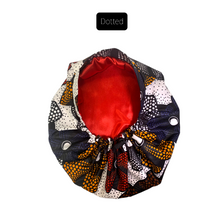 Load image into Gallery viewer, Medium Satin-Lined Bonnet
