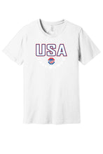 Load image into Gallery viewer, USA Taekwondo Full Print #2 Short Sleeve Tee