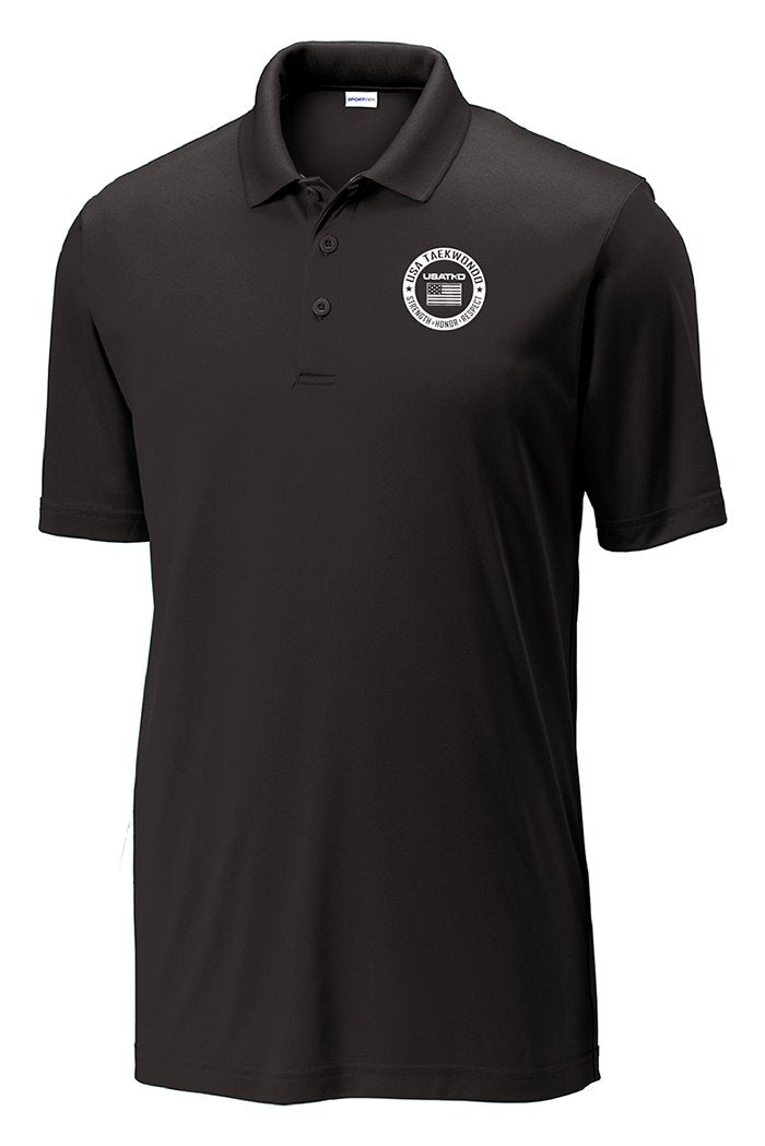 USATKD Flag Polo
