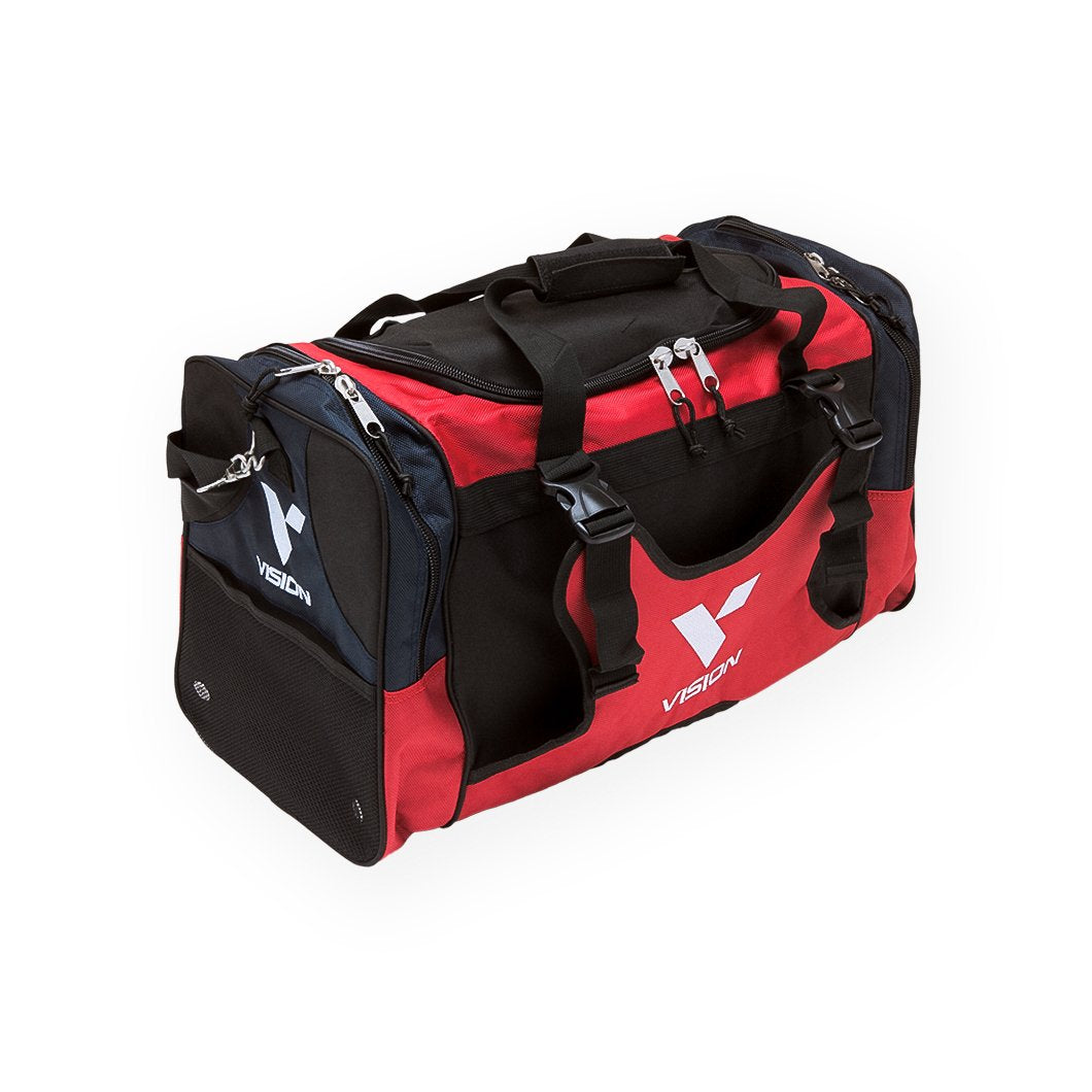 DXV-Deluxe Equipment Bag Red 24
